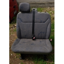 Двойная сидушка Сиденье Renault Trafic Opel Vivaro Nissan Primastar
