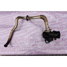 Throttle tube Peugeot Partner Citroen Berlingo