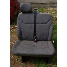 Подвійна сидушка Сидіння Renault Trafic Opel Vivaro Nissan Primastar