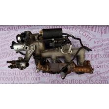 Intake and exhaust manifold Renault Trafic Opel Vivaro Nissan Primastar