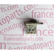 Резистор вентилятора охлаждения, реостат, регулятор, сопротивление Citroen Berlingo Pegeot Partner 1267E3