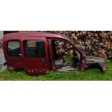 Боковые поперечные части кузова (правая сторона) Renault Kangoo