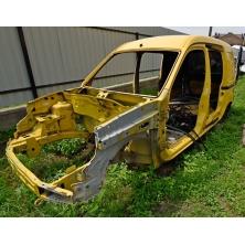 Боковые поперечные части кузова (левая сторона) Renault Kangoo
