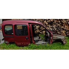 Side transverse body parts (right side) Renault Kangoo