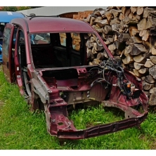 Крыша Renault Kangoo