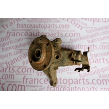 Steering knuckle left, pivot Citroen Berlingo Peugeot Partner