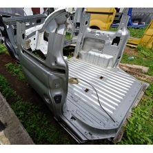 Right rear wing Citroen Berlingo