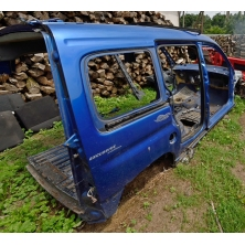 Side transverse body parts (right side) Citroen Berlingo