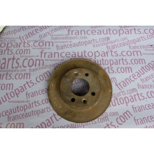 Brake disc Peugeot Partner Citroen Berlingo
