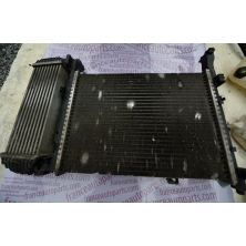 Radiator water with intercooler Renault Kangoo Mercedes-Benz Citan