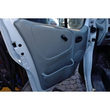 Map of doors left Renault Trafic Opel Vivaro Nissan Primastar