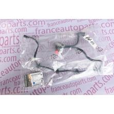 Шланг обратки на форсунки Renault Trafic Opel Vivaro Nissan Primastar 1.9 8200361444