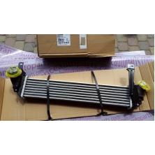 Радиатор воздуха (Интеркулеры) 6060J8-2 Renault Kangoo Nissan Kubistar
