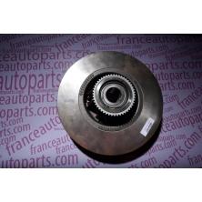 Тормозный диск задний Renault Trafic Opel Vivaro Nissan Primastar 7711130076