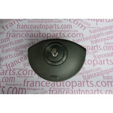Подушка безопасности водительская (AirBag) Renault Kangoo 8200893585