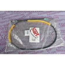 Handbrake cable left Renault Trafic Nissan Primastar Opel Vivaro 320182