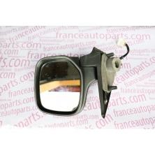 Зеркало наружное левое электрическое Citroen Berlingo Pegeot Partner 96366858