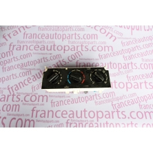 Control unit stove Citroen Berlingo Peugeot Partner 20081202