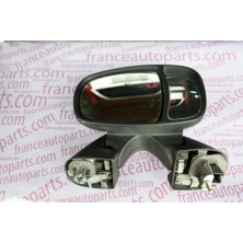 Зеркало наружное левое механика Renault Trafic Nissan Primastar Opel Vivaro 7701473247