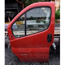 Двері передні ліві Renault Trafic Nissan Primastar Opel Vivaro 7751472214