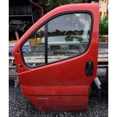 Дверь передняя левая Renault Trafic Nissan Primastar Opel Vivaro 7751472214