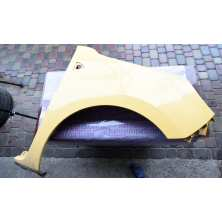 Covered front left Renault Kangoo Mercedes Citan