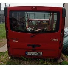 Дверь задняя (Ляда) Renault Trafic Nissan Primastar Opel Vivaro 7751472210