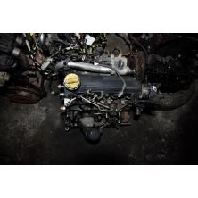 Двигун Renault Kangoo Mercedes Citan K9K A636