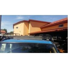 Багажник на крышу Opel Vivaro